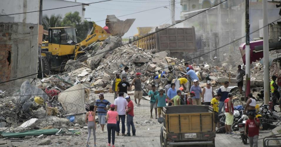 Resultado de imagem para terremoto equador