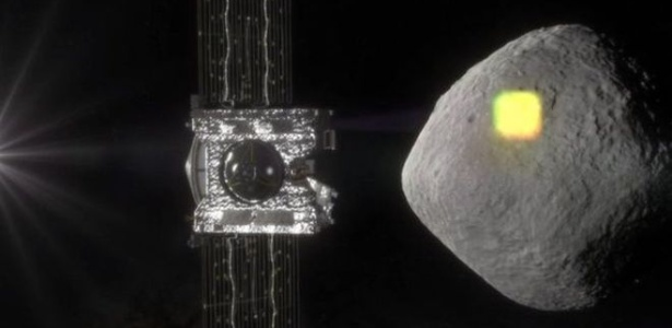 A Nasa vai lançar em setembro uma sonda para estudar o asteroide Bennu