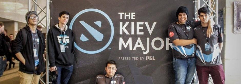 Dota 2: SG e-Sports faz história e vence a Team Secret no Major de Kiev