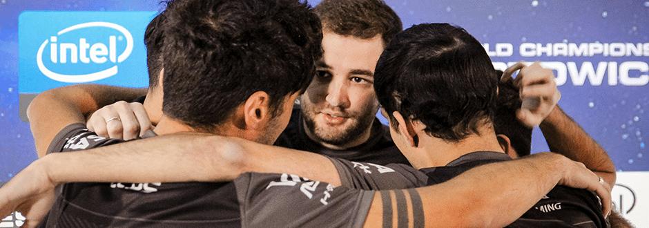 Venha acompanhar a estreia da SK Gaming pela CS_Summit